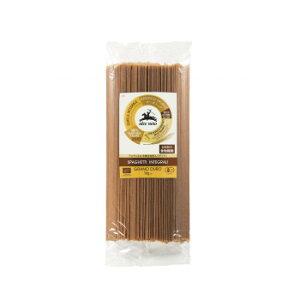 アルチェネロ 有機全粒粉スパゲッティ 1kg 12個セット C6-91【同梱・代引き不可】