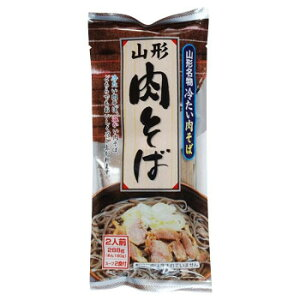 みうら食品 山形肉そば 288g(麺180g)×20袋【同梱・代引き不可】
