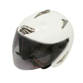 ダムトラックス(DAMMTRAX) BIRD HELMET ヘルメット PEARL WHITE LADYS【同梱・代引き不可】