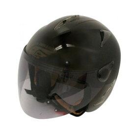 ダムトラックス(DAMMTRAX) BIRD HELMET ヘルメット PEARL BLACK LADYS【同梱・代引き不可】