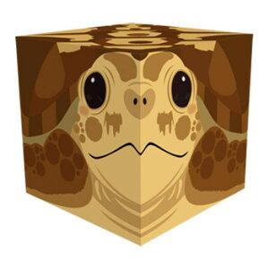 ★4日20時〜4H限定全品P5倍★ Cube Box 小(ソーダキャンディ5個入) ウミガメ 10個セット CB512【同梱・代引き不可】