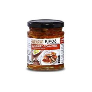 キポス サンドライトマト クリームチーズ入り 180g×6個【同梱・代引き不可】