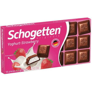 トランフ チョコレート ヨーグルトストロベリー 100g 15セット 017000【同梱・代引き不可】