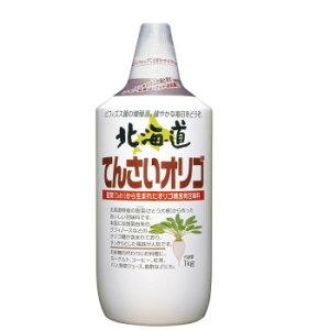 加藤美蜂園本舗 北海道てんさいオリゴ 1kg×8本セット【同梱・代引き不可】