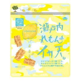まるか食品 イカ天瀬戸内れもん味 25g(8×6)【同梱・代引き不可】