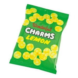 ★クーポンで100円off 11日1:59迄★ CHARMS(チャームス) キャンディ レモン 袋入 45g×40袋【同梱・代引き不可】