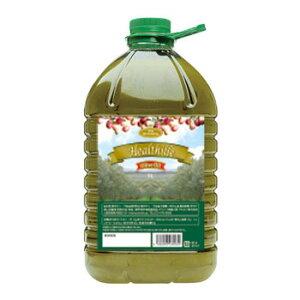 そらみつ ギリシャ産精油オリーブオイル ヘルシーユ 5L PET×4個【同梱・代引き不可】