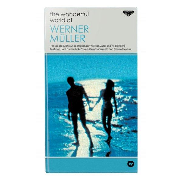 ウェルナー・ミューラーの素晴らしき世界(CD4枚組) 【同梱・代引不可】