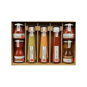 デリシャスファーム 農園バラエティセット デリシャストマト トマトジュース 無塩 ドレッシング 調味料 【代引不可】
