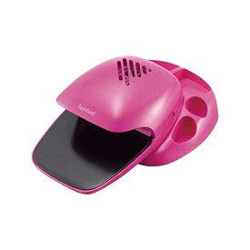 【在庫処分】【あす楽】 マニキュアファン 乾燥時間を短く ネイルケアをよりラクに マニキュア 速乾 乾燥 ネイル 爪 美容家電 TWINBIRD ツインバード SH-2769P ピンク