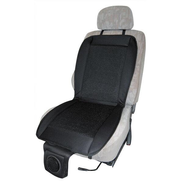 カーシート 車載用シートファン HOT&COOL 涼風・温熱の切り替えでオールシーズン対応 カーシートファン ホット クール カーシートカバー VERSOS(ベルソス) VS-SF12V