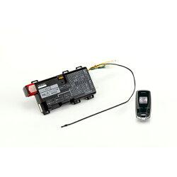 エンジンスターターアンサーバック機能搭載液晶リモコンタイプドアロック車内温度表示リモコンエンジンスターターCARMATE(カーメイト)TE-W7300