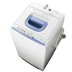 全自動洗濯機 白い約束 洗濯・脱水容量 7kg 590W 日立ブルー NW-T74-A 【代引不可】
