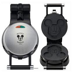 ワッフルメーカーDisneyディズニーミッキーマウスの顔型スイーツキャラクターかわいい顔型のワッフルギフトプレゼントにもおすすめドウシシャWAFU-100