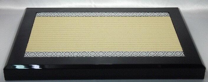【五月人形】平飾台 畳台 18号 (間54×奥40×高5cm) 単品平台 兜飾り 鎧飾り 五月道具