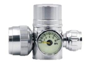 AZOO 大型ボンベ用CO2レギュレーター【送料区分:小型】