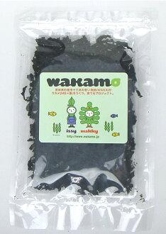 ♦ producing fresh cut wakame 25 g dried cut wakame seaweed wakame ishinomaki city 13 Beach fisheries production Union Beach people (hamanndo) 02P03Sep16