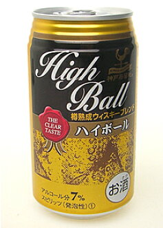 Case highball barrel aged whisky blend 1 350 ml x 24 cans case