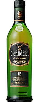 Glenfiddich 12 years single malt whisky 700 ml