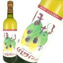 白ワイン やや甘口 くずまきワイン ほたる 白 720ml 日本 岩手