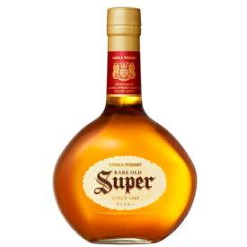 アサヒ スーパーニッカ 500ml ウイスキー 43度 ギフト プレゼント(4904230052715)