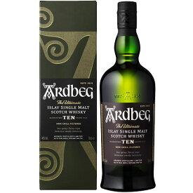 ウイスキー アードベック 10年 700ml 46度 フランス スコットランド シングルモルト whisky ギフト プレゼント(5010494195286)