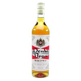 【合同酒精】電気ブラン 30% 720ml  ウイスキー リキュール 電氣ブラン ギフト プレゼント(4971980151333)