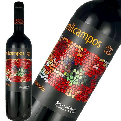 ミルカンポス・ビーニャス・ビエハス 2015 750ml スペイン 赤ワイン