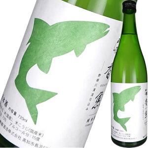 日本酒 酔鯨酒造 酔鯨 純米酒 香魚 720ml 高知