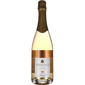 シャンパーニュと同じ瓶内二次発酵 ブルエット・プレスティージュ・ロゼ・ブリュット メトード・トラディショナル 泡・白 750ml コスパ抜群 フランス スパークリング ワイン ギフト プレゼント(3251391331083)
