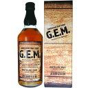 泡盛 久米仙酒造 長期樽熟成泡盛 G.E.M. 720ml 42度 ジェム