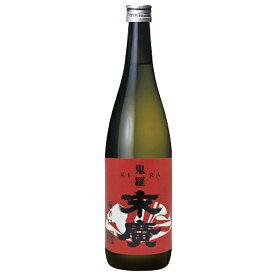 日本酒 吟醸酒 末廣酒造 吟醸 鬼羅 720ml 福島 ギフト プレゼント(4973717015017)