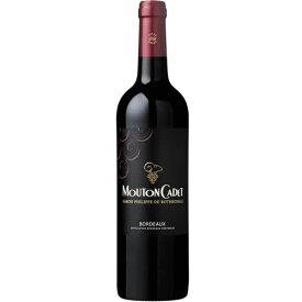赤ワイン ムートン カデ ルージュ 750ml バロン フィリップ ド ロスチャイルド フランス ボルドー ギフト プレゼント(3262151971753)