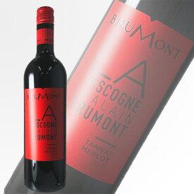 赤ワイン アラン ブリュモン ガスコーニュ ルージュ 750ml フランス