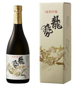 日本酒 藤井酒造 龍勢 白ラベル 純米吟醸 720ml 広島 ギフト プレゼント(4981706032792)