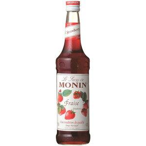 モナン MONIN ストロベリー シロップ 700ml フランス ノンアルコール シロップ ホワイトデー プレゼント
