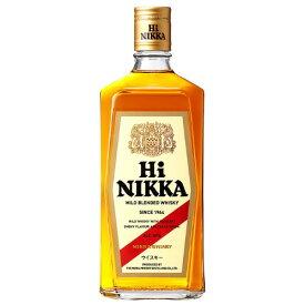 ハイニッカ 720ml ブレンデッド ウイスキー 39度 アサヒ ニッカ