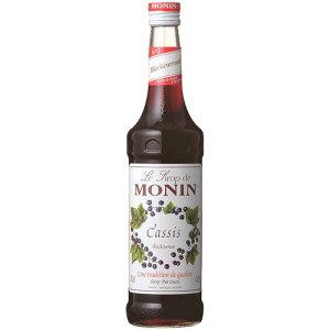 モナン MONIN カシス シロップ 700ml フランス ノンアルコール シロップ ホワイトデー プレゼント