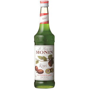 モナン MONIN キウイ シロップ 700ml フランス ノンアルコール シロップ お中元 プレゼント
