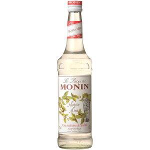 モナン MONIN モヒートミント シロップ 700ml フランス ノンアルコール シロップ ホワイトデー プレゼント