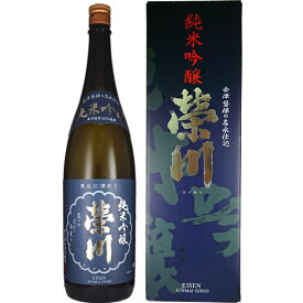 日本酒 榮川酒造 純米吟醸 1800ml 栄川酒造 ギフト プレゼント(4906141004593)