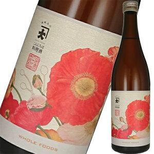 料理酒 大木代吉本店 こんにちは料理酒 720ml 料理専用のお酒 ギフト プレゼント(4971346000725)