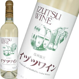 白ワイン やや甘口 井筒ワイン スタンダード 白 720ml 日本 長野