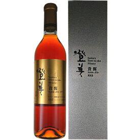 白ワイン 貴腐ワイン 甘口 1997 サントリー 登美の丘ワイナリー 登美 ノーブルドール 750ml 1997 日本