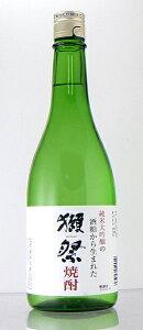 米焼酎 旭酒造 獺祭 だっさい 720ml 39度 山口県 ギフト プレゼント(4936446040026)