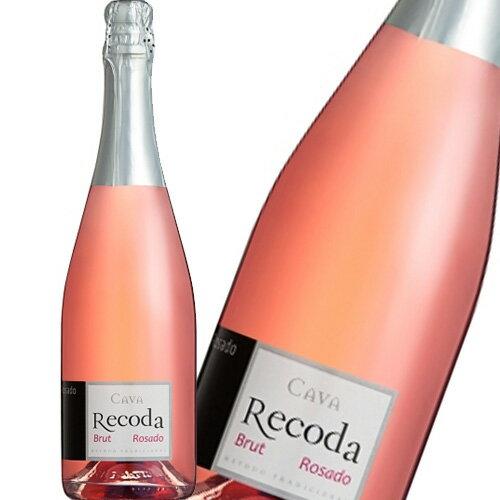 ロゼ スパークリングワイン ヴァルフォルモサ レコダ ブリュット 750ml スペイン