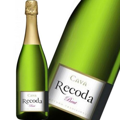 スパークリングワイン ヴァルフォルモサ レコダ ブリュット 750ml スペイン