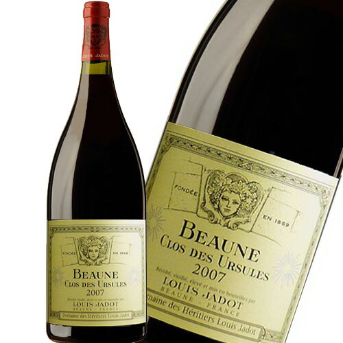 【ルイ・ジャド】ボーヌ・プルミエ・クリュ クロ・デ・ズルシュール モノポール マグナム 1500ML[2007]【高品質ワイン】