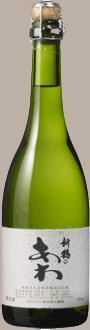 【シャトー・メルシャン】新鶴のあわ 720ml スパークリングワイン 日本   日本のワイン 白【高品質ワイン】