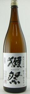日本酒 3割9分 旭酒造 獺祭 だっさい 純米大吟醸 3割9分 1800ml 山口県 ギフト プレゼント(4936446001072)
